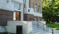 Custom Handrail and Exterior Refinishing
