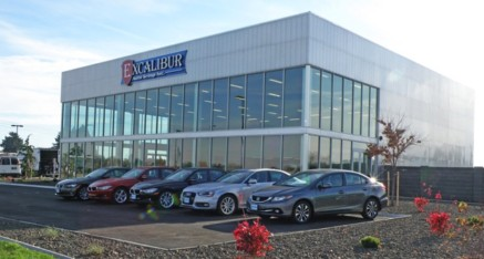 Excalibur Auto Showroom