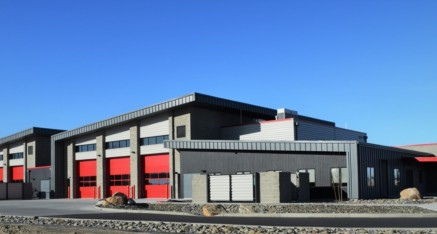 Benton County Fire District #4 Station No. 430