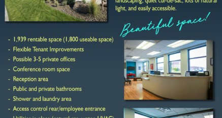 Future Lease Space Available