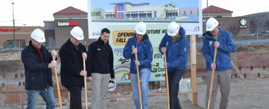 The New Dentistry for Kids Building in Kennewick