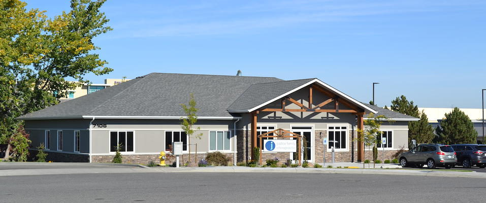 Justice Family Chiropractic Exterior